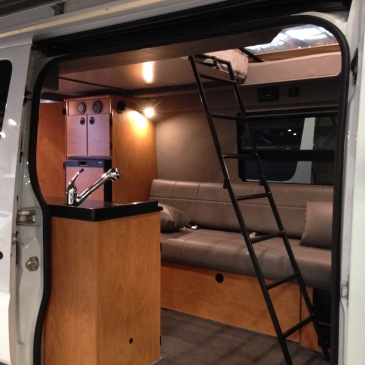 Our Campervan Design Layout
