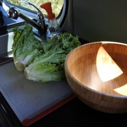 Chop produce