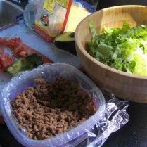 Prep all ingredients