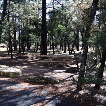 Mather campground, Grand Canyon