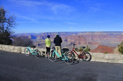Grand Canyon Bike Trails