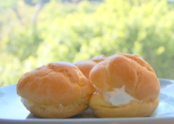 Japanese Cream Puffs