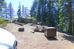 Sunset campground, Sequoia